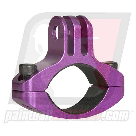 HK Army GoPro Barrel Camera Mount - Purple