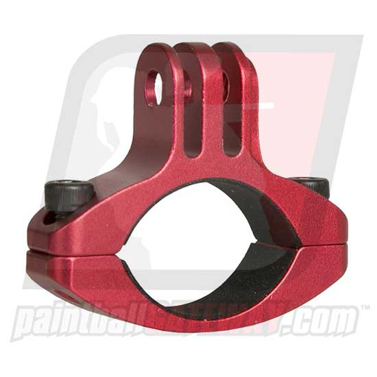 HK Army GoPro Barrel Camera Mount - Red