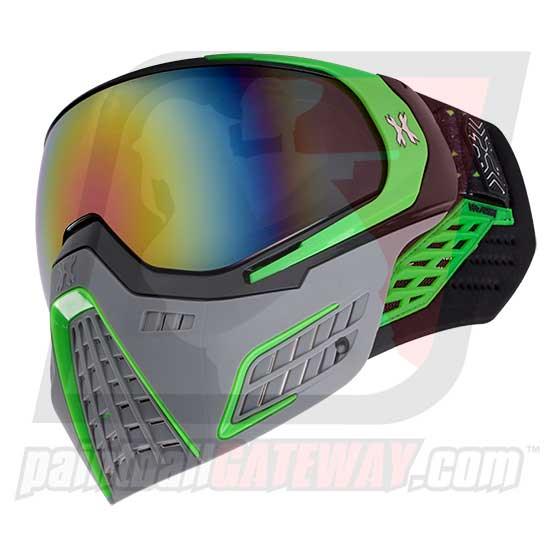 HK Army KLR Thermal Goggle/Mask Version 2 - Slate Black/Green