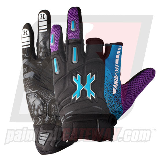 HK Army Pro 2 Finger Gloves - Arctic