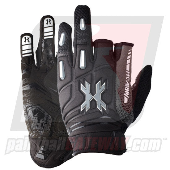 HK Army Pro 2 Finger Gloves - Stealth