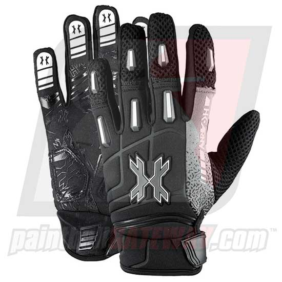 HK Army Pro Full Finger Gloves - Stealth