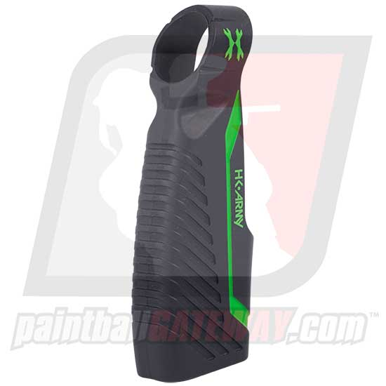 HK Army Vice Empire AXE Regulator Grip Cover - Black/Neon Green - (#S32)