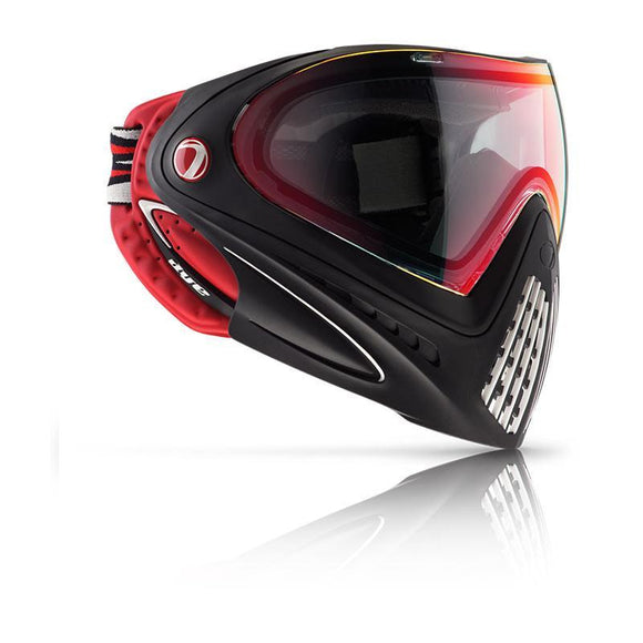 Dye Invision i4 PRO Thermal Goggle Dirty Bird - Red/Black