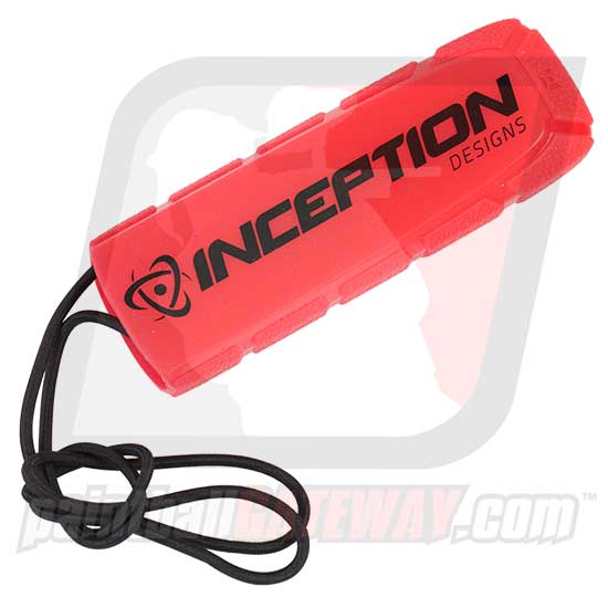 Inception Designs Bayonet Barrel Blocker - Red - (3A17)