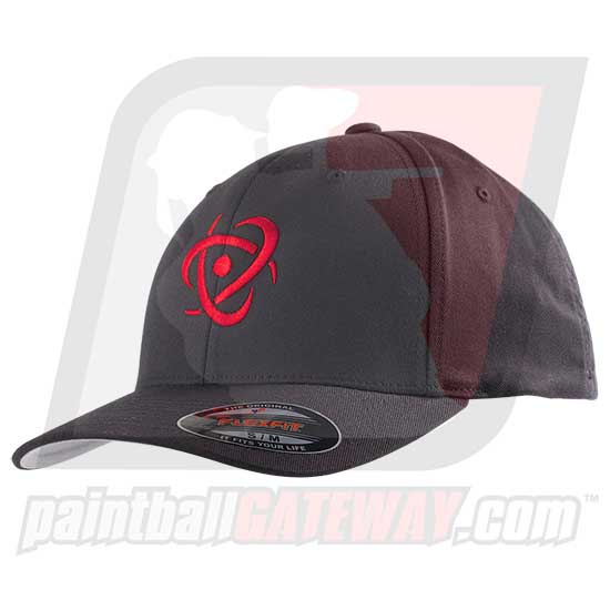 Inception Designs Flex Fit Hat - Black Small/Medium - (#P4)
