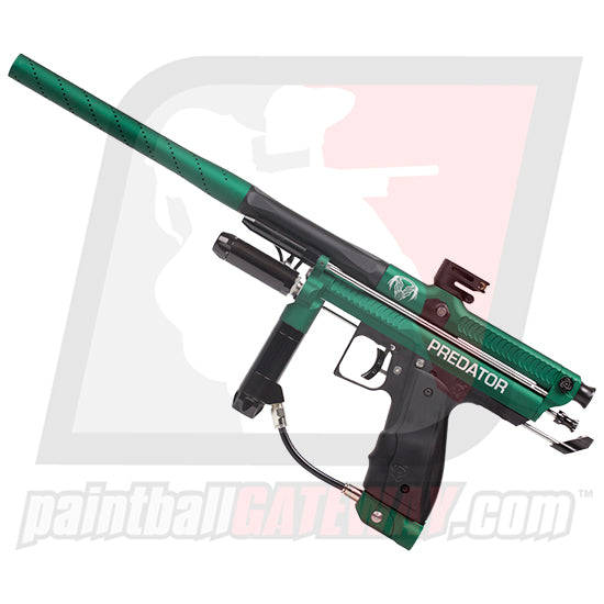 Inception Designs Retro Predator Autococker - Green/Black