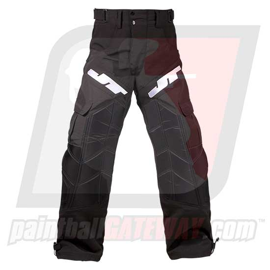 JT Cargo Paintball Pants - Black