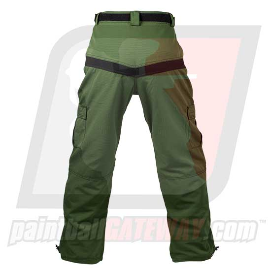 JT Cargo Paintball Pants - Olive Drab