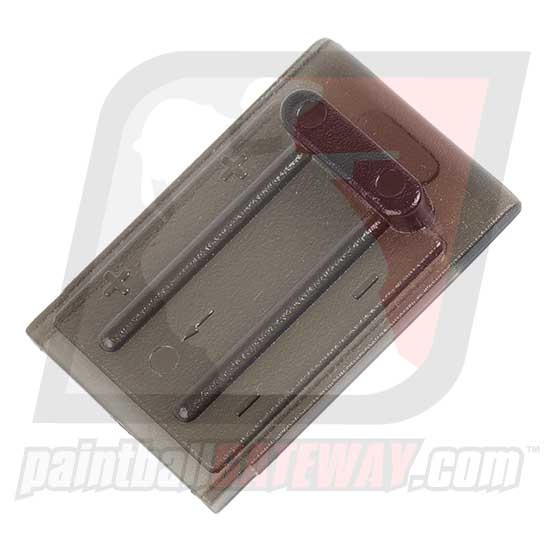 JT Revolution Loader Battery Door - Smoke - (#3F28)