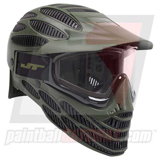 JT Spectra Flex 8 Full Coverage Thermal Goggle/Mask - Olive/Black