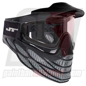 JT Spectra Flex 8 Thermal Goggle/Mask - Black/Grey