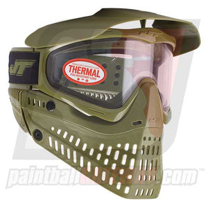 JT Spectra ProShield Thermal Goggle/Mask - Olive Drab - (#C6)