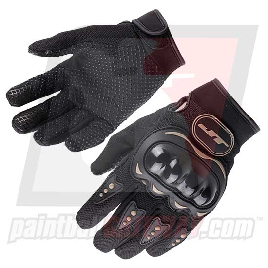 JT Tactical Field Paintball Glove - Black