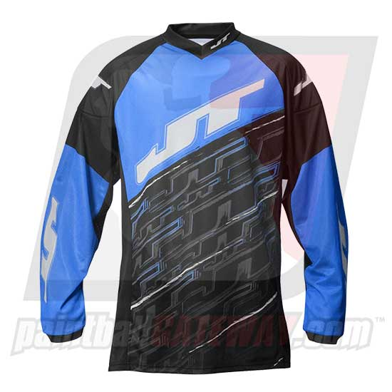 JT Tournament Paintball Jersey - Blue