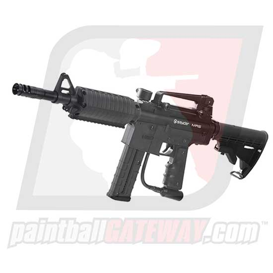 Kingman Spyder MR6 Paintball Gun - Black