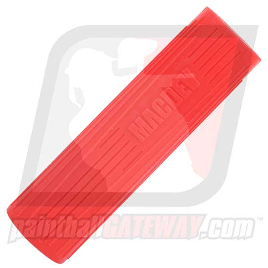 MacDev Barrel Grip - Red - (#3L16)