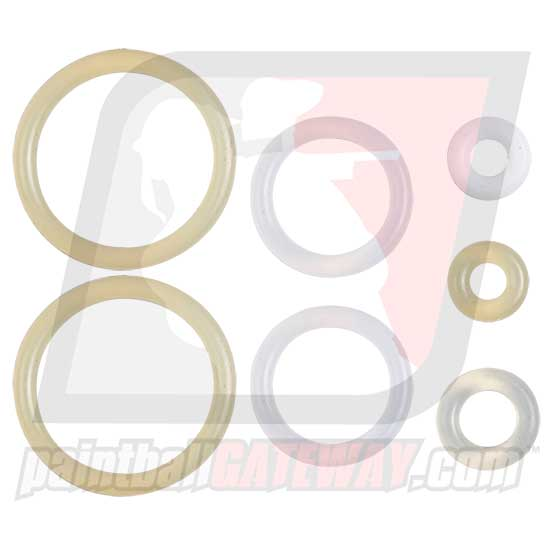 Ninja Compressed Air Tank Regulator Seal Kit (Pin Valve Style) - (3Q1)