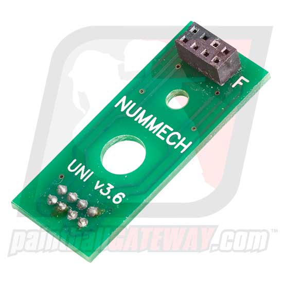 Nummech Empire AXE/MINI Foregrip Extender Circuit Board Bridge - (#3M11)