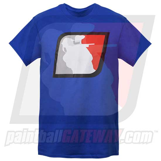 Paintball Gateway Shirt - Blue Medium - (#W38)