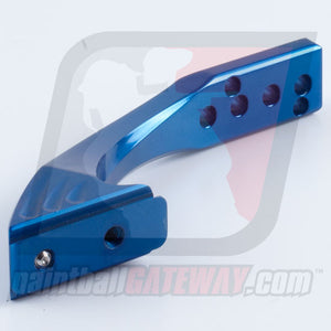 "Universal Drop Forward 4"" - Blue Polished - (#CL10-01)"