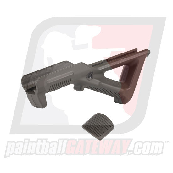Trinity Magpul Style Angled Foregrip - Olive - (#3L15)