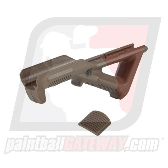 Trinity Magpul Style Angled Foregrip - Tan - (#3L15)