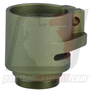 Empire AXE/MINI Lever Clamping Feed Neck Collar Only - Dust Olive - (#3H28)