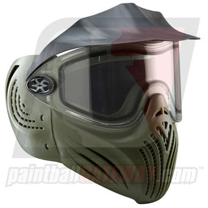 Empire Helix Thermal Goggle/Mask - Olive - (F5)