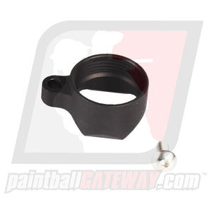 CCI Phantom Clamping Feed Neck Vertical Feed Mounting Adapter - Dust Black - (#3F7)