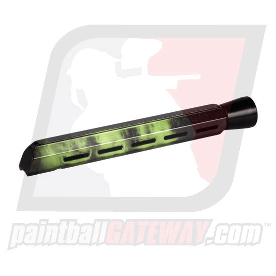 CCI Phantom One Piece Stock Class Aluminum Feed Tube - Acid Black/Green - (#3M2)