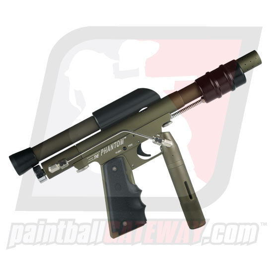 CCI Phantom Stock Class Micro VSC Pump Gun - Dust Olive