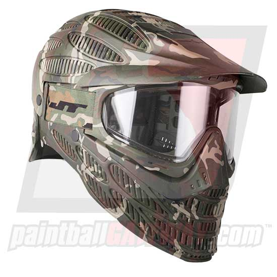 JT Spectra Flex 8 Full Coverage Thermal Goggle/Mask - Camo