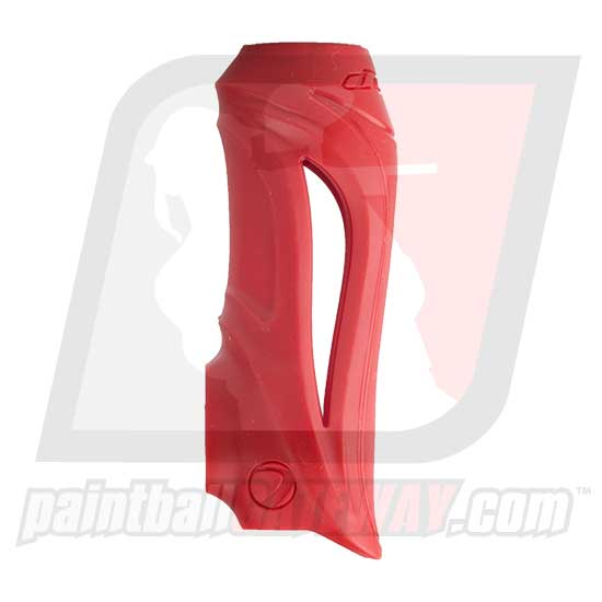 Dye Hyper 3 Regulator Rubber Grip Sleeve Cover - Red - (#CL21-11)