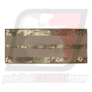 Planet Eclipse Distortion Jersey Back Patch with Webbing - HDE Camo - (#3C43)