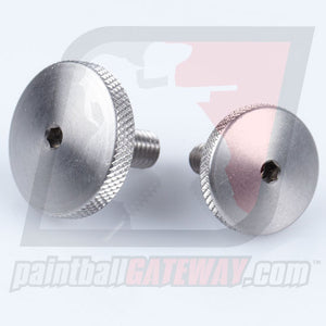 CCI Phantom Frame Thumb Screw Set (Front & Rear) - Stainless - (#3P22)