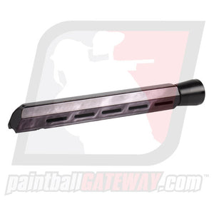 CCI Phantom One Piece Stock Class Aluminum Feed Tube - Acid Black/Silver - (#3M2)