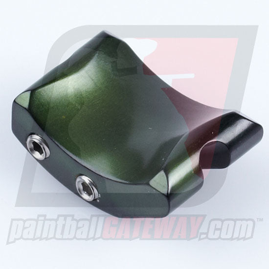 CCI Phantom Trigger Shoe (Aluminum) - Acid Black/Green - (#3P31)