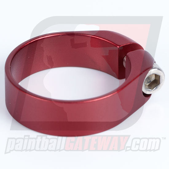 Check It/CCM Feed Neck Collar Assembly - Dust Red - (#3S6)