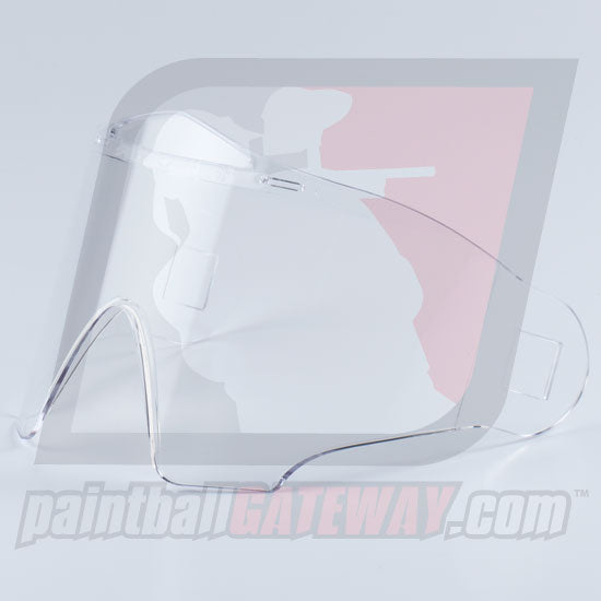 Tippmann 420 Anti-Fog Single Lens - Clear - (#CL18-03)
