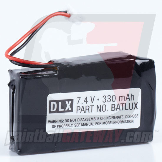 DLX Luxe Rechargeable Battery - (#3T15)