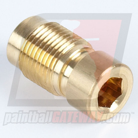 Dye DM6/DM7 LPR/Hyper Regulator Seat Adjuster - Brass - (#CL28-03)