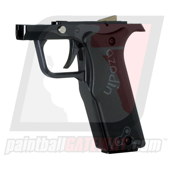 Azodin ATS Single Finger Trigger Frame Assembly - Black - (#3E32)