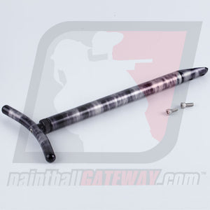 "CCI Phantom Adjustable T Stock (11""-16"") - Acid Black/Silver - (#3H33)"