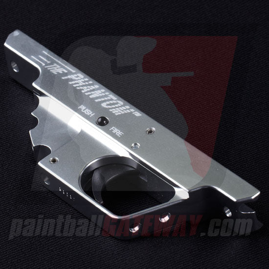 CCI Phantom Upper Trigger Frame Assembly - Silver - (#3R42)