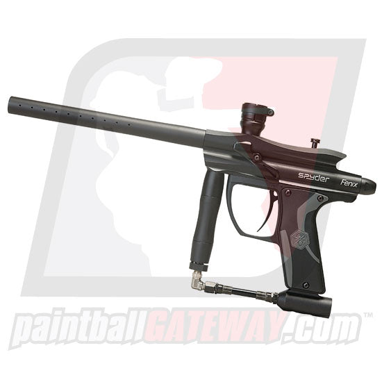 Kingman Spyder Fenix Paintball Gun - Diamond Black
