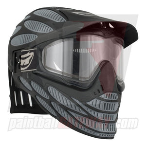 JT Spectra Flex 8 Full Coverage Thermal Goggle/Mask - Black/Grey