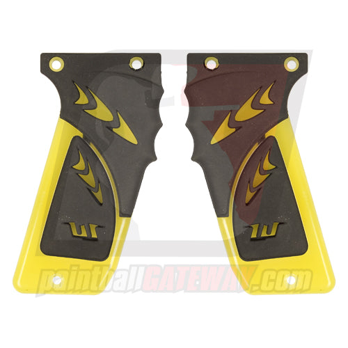 WGP/Planet Eclipse Autococker EBlade/WorrBlade Grip - Yellow - (#U39)