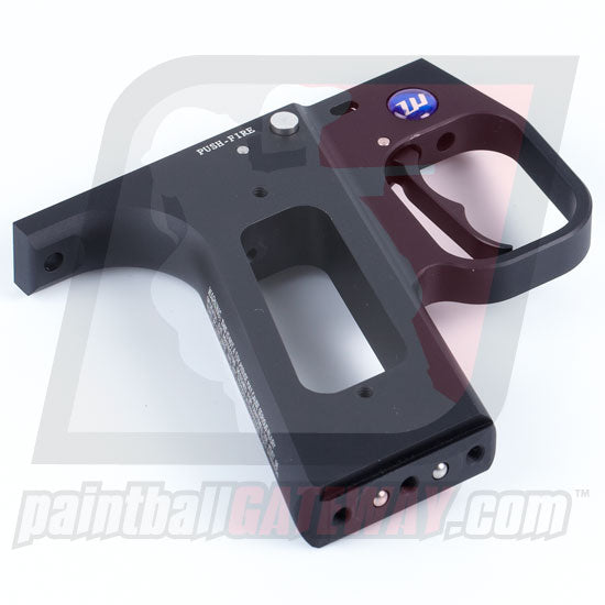 WGP Autococker Hinge Trigger Frame Assembly '05 - Black Dust - (#W31)
