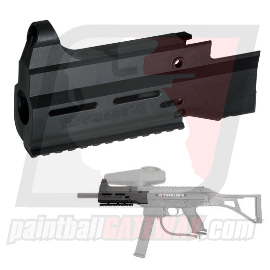Tippmann X7/Phenom UMP Barrel Shroud - Black - (#T23)